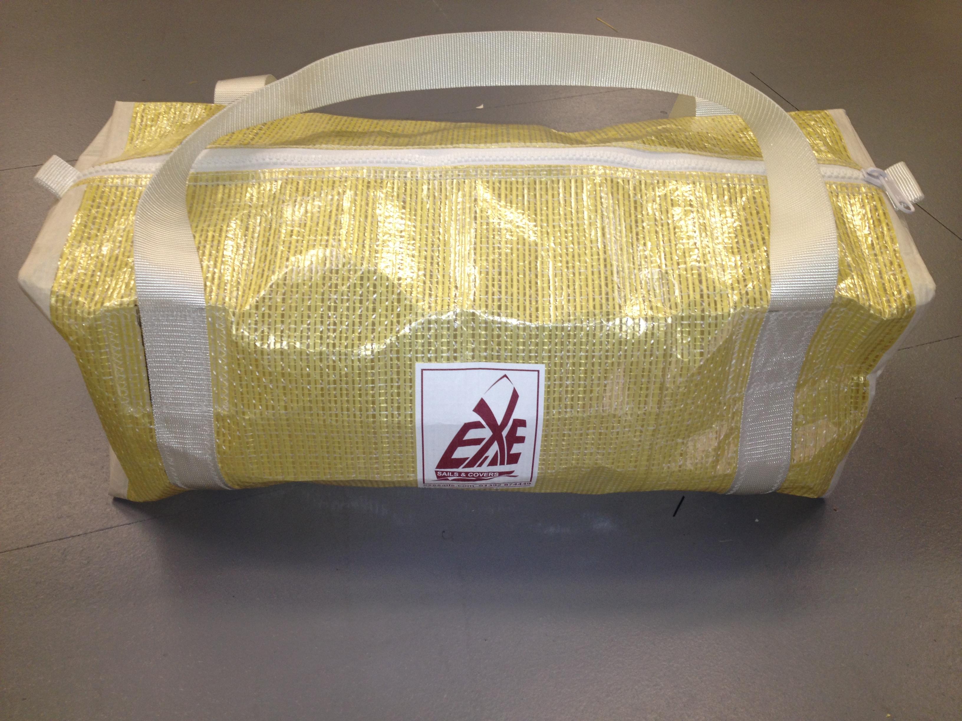 Laminate Sailcloth Kit Bag