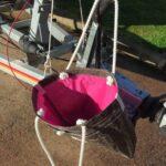 Recycled Sail Cloth Shopping Bag