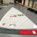 Laser LA Training Sails