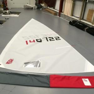 Laser LA Training Sails