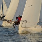 Exe Sails performing overseas