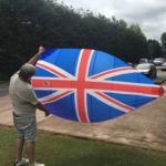 Union Jack Cadet Spinnaker