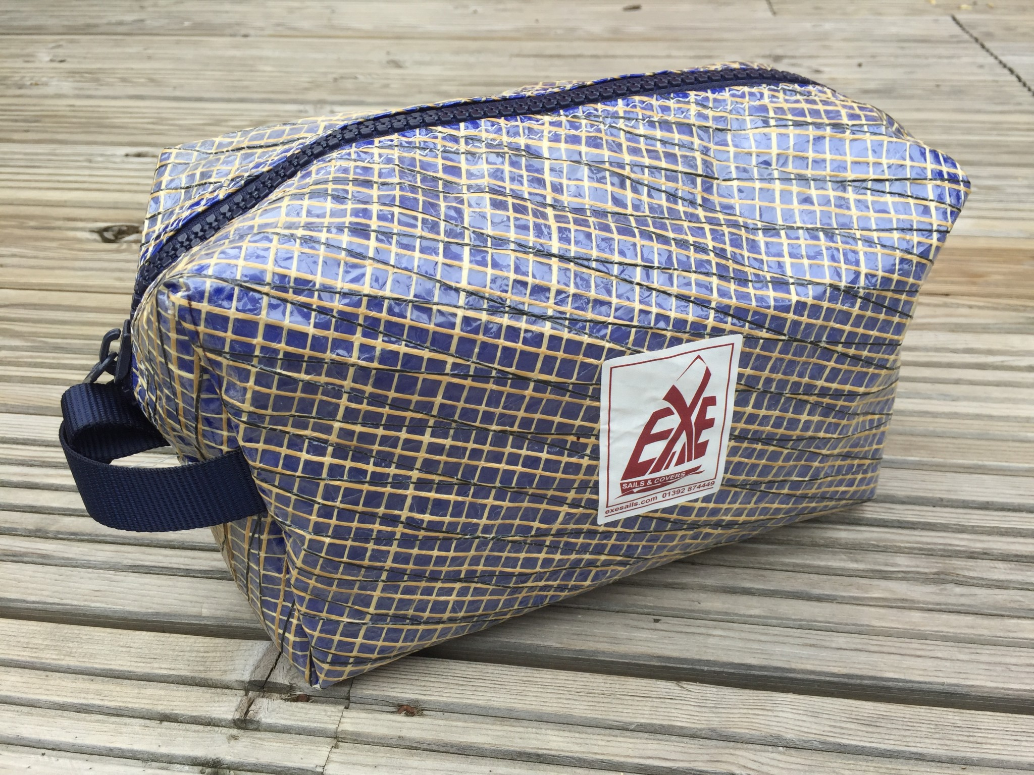 sailcloth washbag