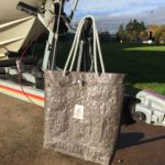 Recycled Sail Cloth Shopping Bag