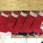 Sail Cloth Christmas Stocking